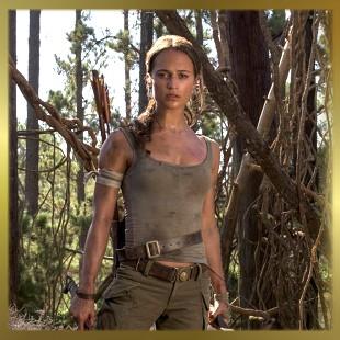 Lara Croft Online Tomb Raider Home Page