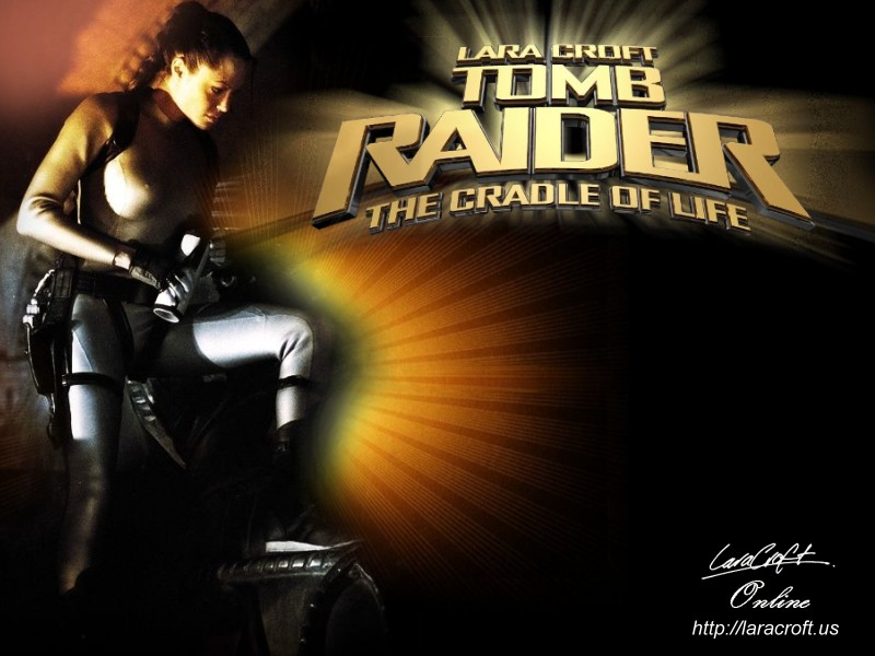 Tomb Raider The Cradle Of Life 2003 Picture Gallery Section Page Two ...