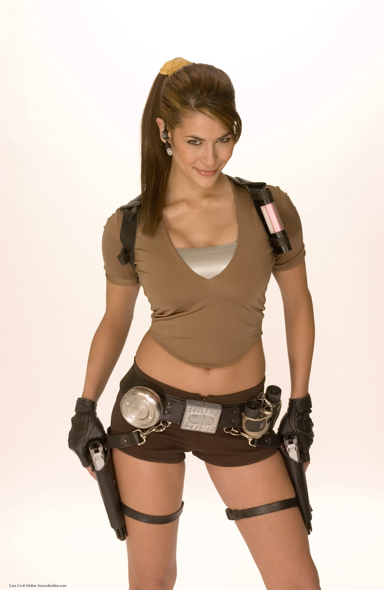Assure Karima adebibe tomb raider seems, will